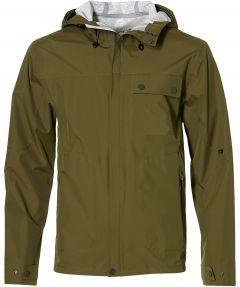 Reset jas - modern fit - groen