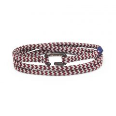 Pig & Hen armband - Savage Sam - bordeaux
