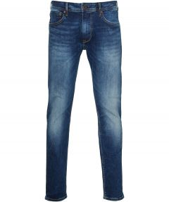 Pepe Jeans jeans Stanley - slim fit - blauw