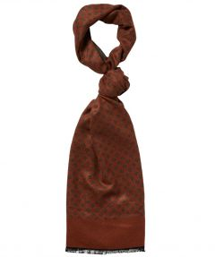 Michaelis shawl - bruin