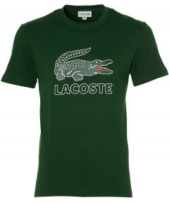 Lacoste t-shirt - slim fit - groen