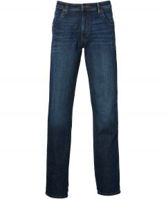 Wrangler jeans Texas - regular fit - blauw