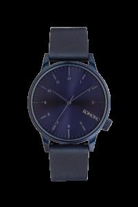 Komono horloge Winston - blauw