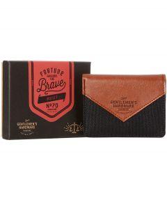 Gentlemen's Hardware portefeuille - zwart