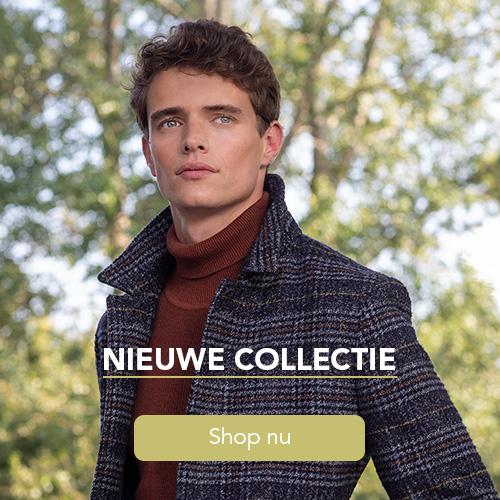 Nieuwe collectie coverbeeld - winterjas